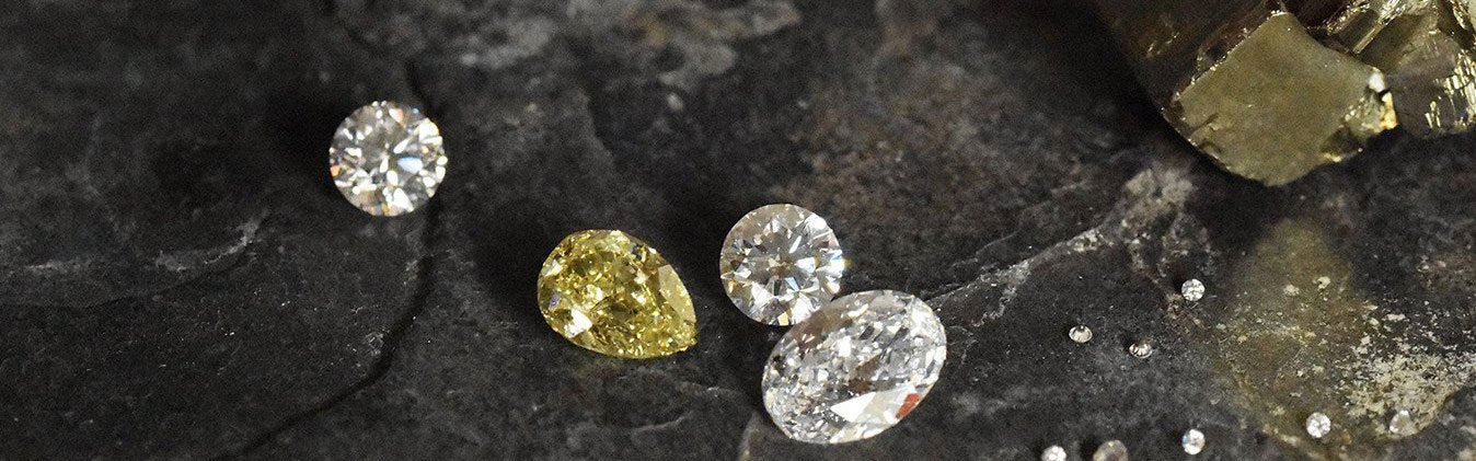 We provide a large selection of  loose, certified GIA diamonds, in a variety of cuts, clarity and carat weight