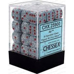 CHX25900 D6 Cube 12mm Speckled Air dice