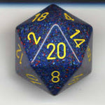 CHXXS2006 D20 34mm Speckled Twilight