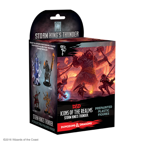 Storm King's Thunder Booster Box