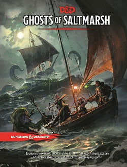 5E Ghosts of Saltmarsh