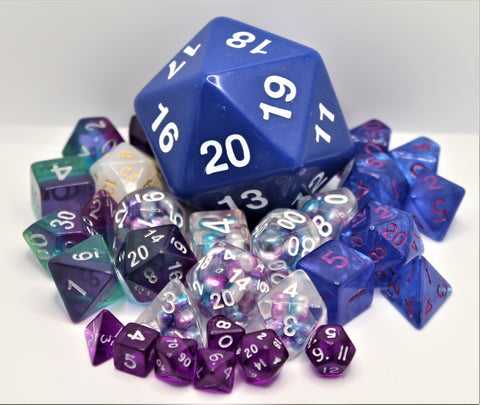 Adventuring Supplies (Dice Only)