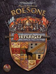 Book Birthright Roesone