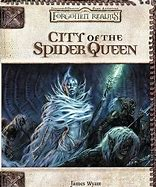 Book City of the Spider Queen