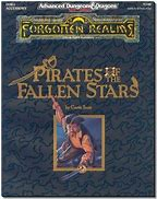 Forgotten Realms Pirates of the Fallen Stars