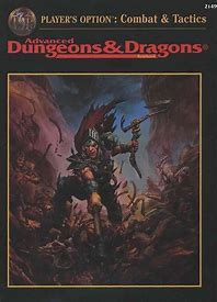 AD&D Player's Option Combat & Tactics