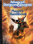2.0 AD&D Player's Handbook