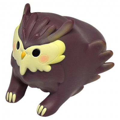 Figures of Adorable Power Owlbear