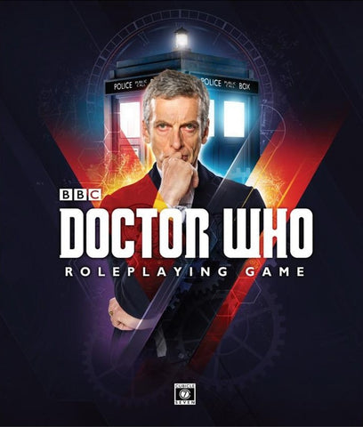 Dr Who Core Rulebook