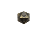 SkullSplitter Metal D20 Single Die