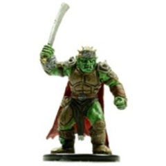 Legends of Golarion Orc Soldier