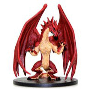 Rise of the Runelords Young Red Dragon