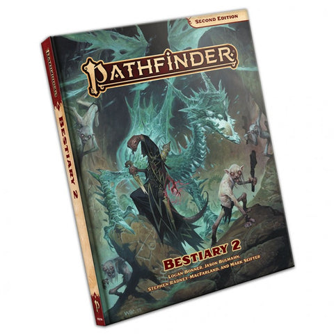 Pathfinder 2nd Ed Bestiary 2