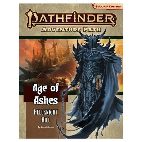 Pathfinder 2nd Ed AP: Hellknight Hill (AoA 1/6)