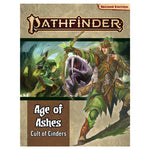 Pathfinder 2nd Ed AP: Cult of Cinders (AoA 2/6)