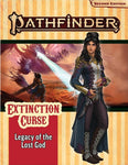 Pathfinder 2nd Ed AP: Legacy of the Lost God