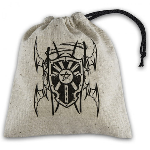 Qworkshop QWOBVAM141 Vampire Dice Bag