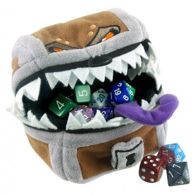UltraPro Plush Mimic Dice Bag