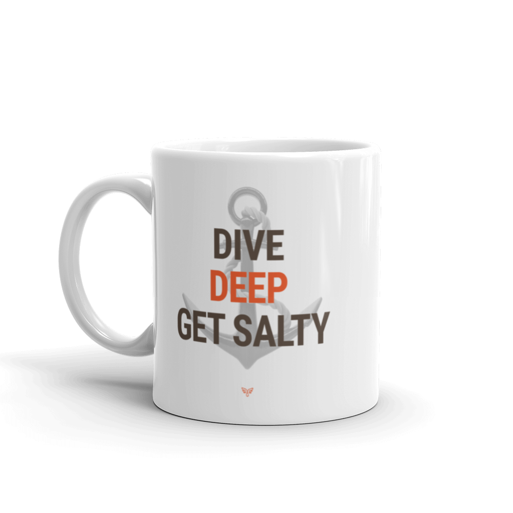 Sea Salted Caramel Coffee Mug