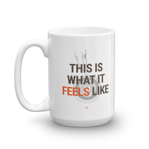 Confidence Factor Coffee Mug