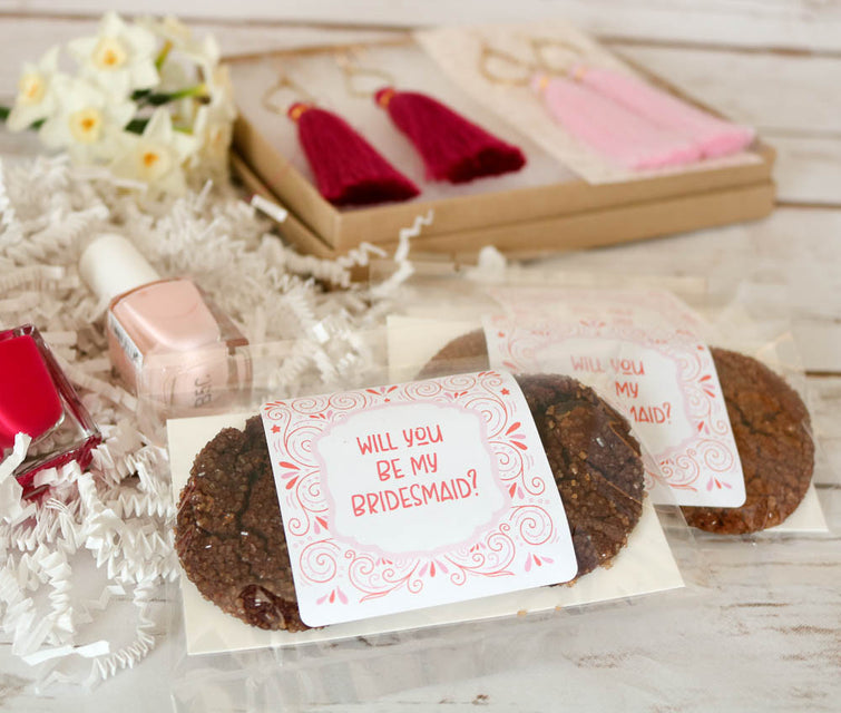 A Sweet Proposal: Will you be my Bridesmaid?