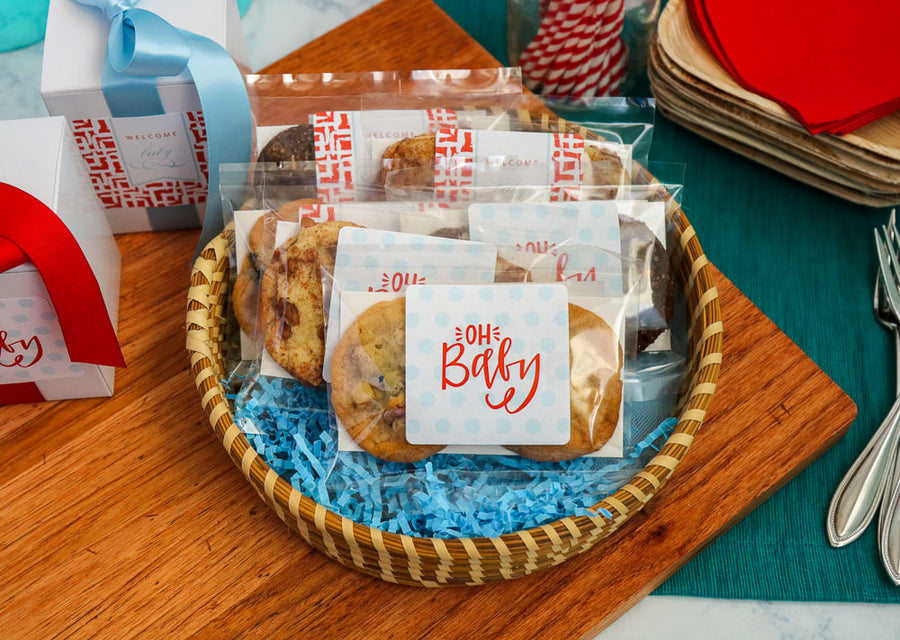 Oh Baby! Three Sweet Ways to Use Cookies for a Baby Shower