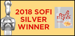 Grey Ghost Bakery Molasses Spice is a 2018 Silver sofi Award Winner