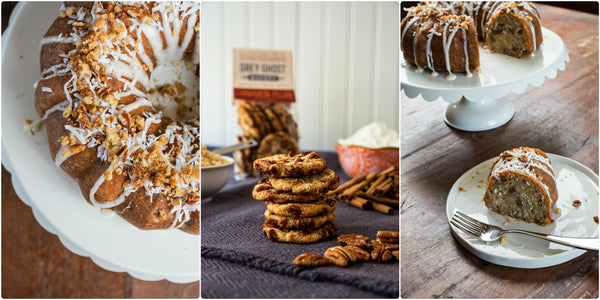 Grey Ghost Bakery Recipes Holiday Hummingbird Cake Southern Classic Cookies