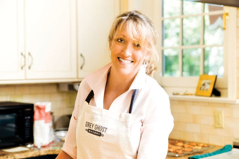 Grey Ghost Bakery Owner Katherine Frankstone