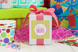 Grey Ghost Bakery Birthday Cookie Gift Boxes - Sweet Treats