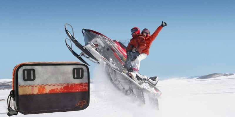 Best Waterproof phone Pouch For Snowmobiling