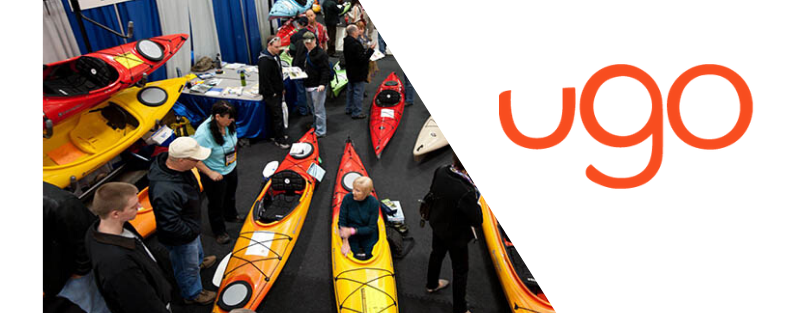 Meet ugo™ at the 2020 Canoecopia Show in Madison, WI