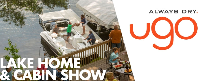 Meet ugo at the Minneapolis Lake Home & Cabin Show