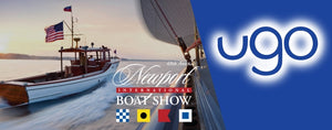 Meet ugo wear at the 2018 Newport International Boat Show