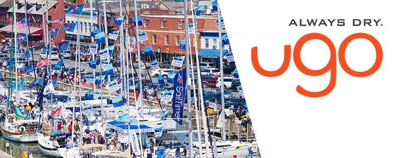 Meet ugo at the Annapolis Spring Sailboat Show