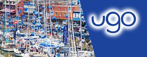 Meet ugo wear at the 2018 Annapolis Spring Sailboat Show