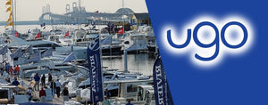 Meet ugo wear at the 2018 Bay Bridge Boat Show