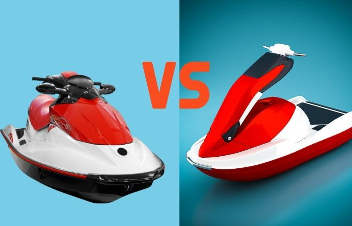 Stand Up Jet Ski VS Sit Down