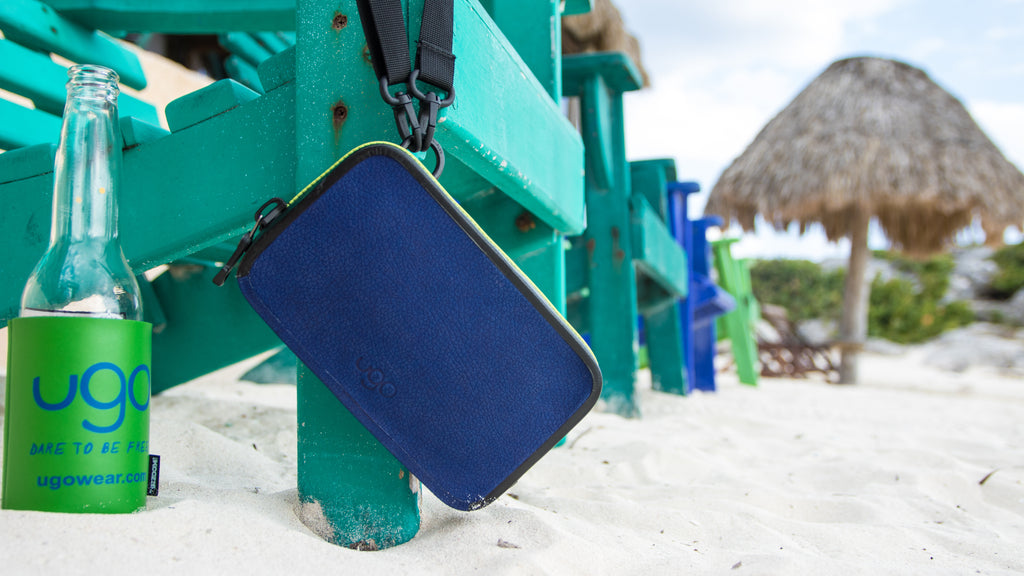 ugo - Waterproof Pouch and Dry Bag for the Beach