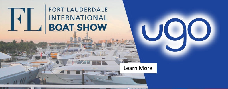 Meet ugo wear at the 58th Fort Lauderdale International Boat Show