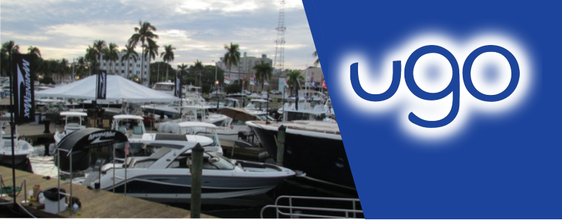 Meet ugo wear at the 2017 Fort Myers Boat Show
