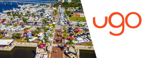 Meet ugo™ at the 2019 Fort Myers Boat Show