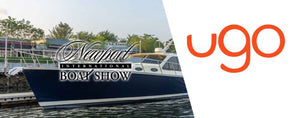 Meet ugo™ at the 2019 Newport International Boat Show
