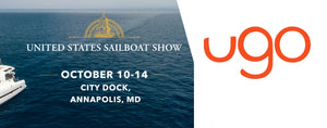 Meet ugo™ at the 2019 United States Sailboat Show