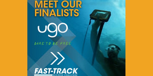 ugo wear is a Finalist in the 2018 Fast-Track Business Challenge!