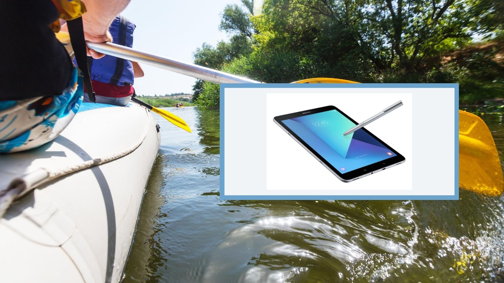 Waterproof Cases for Samsung Tablets