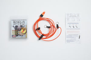 ugo ultralight harness orange