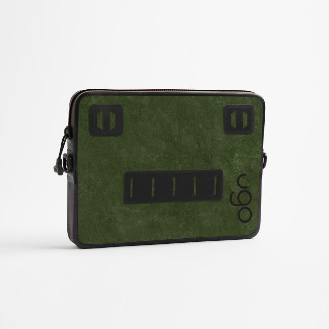 ugo™ Brush Canvas Collection TABLET XL - Green
