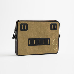 ugo™ Brush Canvas Collection TABLET - Khaki/Black