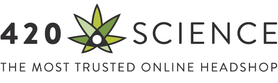 420 Science - The most trusted online headshop since 2004